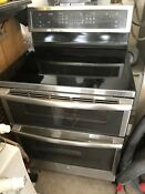 Brand New Ge Profile Electric Stove And Double Oven