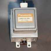 Panasonic 2m210 M1 Microwave Oven Magnetron Tube Made In Japan