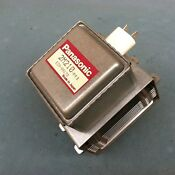 Panasonic Magnetron 2m210 M1 Replacement Parts For Microwave Oven W17