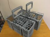 Bosch Dishwasher 2 Silverware Baskets One Is Missing A Cover