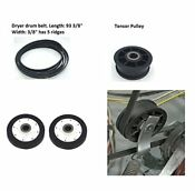 Maytag Amana Dryer Roller Belt Pulley Kit 1ps117419309 Kit