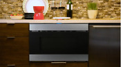 Sharp Smd2480cs 24 Stainless Steel Easy Wave Open Microwave Drawer Oven