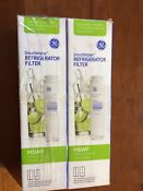 New Ge Mswf Smartwater Refrigerator Filter Replacement Cartridge Brand 2 Pack
