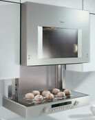 Sale Gaggenau Bl253610 Lift Oven Stainless Steel Wall Mounted 24