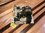Whirlpool Microwave Oven Electronic Control Board Part Number 8206448 Ap3885533