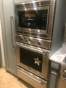 Thermador Masterpiece Series Podmw301j 30 Inch Triple Combination Wall Oven
