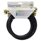Kenmore 59025 Washing Machine Fill Hoses With Washers 4 Feet Brand New