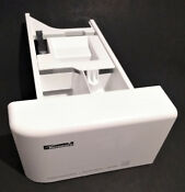 Whirlpool Kenmore Front Load Washer White Detergent Dispenser Tray Wp8540402