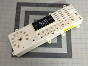 Ge Front Load Washer Electronic Control Board Wh12x4234