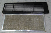 Jenn Air Electric Range Stove Grill Grate With Oven Vent Slot Filter S136