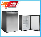 Best 3 Cu Ft Freezer Storage Upright Garage Basement Large Compact Fridge Steel