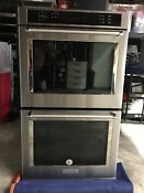 30 Kitchenaid Stainless Double Wall Oven Model Kode300ess