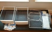 Refrigerator Parts Accessories Ge Wr49x10244 Shelf Replacement Assembly For
