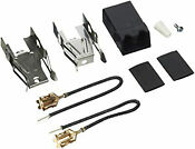 3008769 Fits Frigidaire Stove Heating Element Surface Burner Receptacle Kit