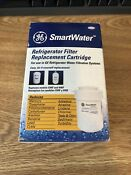 Genuine Ge Mwf Smartwater Refrigerator Replacement Water Filter Cartridge New