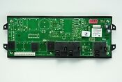 Genuine Ge Range Oven Relay Aux Board Wb27t10928