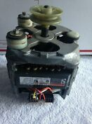 Lightly Used Maytag Washer Mavt734eww Motor S68pxmbp 1054 With Wiring Harness