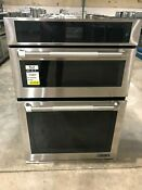Jenn Air Jmw2430dp 30 Inch Electric Double Wall Oven Microwave Combo