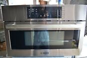 Bosch 800 Series 30 Stainless Steel Electric Convection Speed Oven Hmc80252uc