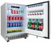 Danby Silhouette Series 24 Integrated Outdoor All Refrigerator Dar055d1bsspro