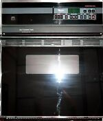 Whirlpool Electric 27 Single Wall Oven Great Condition Local Pickup Only