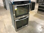 Whirlpool Wod93ec0as 30 Built In Double Electric Convection Wall Oven