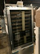 Sub Zero Iw30cilh 30 Panel Ready Integrated Wine Storage With Refrig