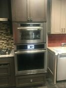 Jenn Air Jjw3430ds 30 Inch Electric Single Wall Oven Free Shipping
