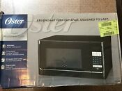 New Oster 1 1 Cu Ft 1000w Microwave Oven Black Ogs31102