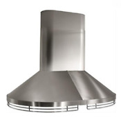 Best Iex102ss 47 Inch Island Chimney Stainless Steel Hood Blower Not Included