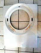 Maytag Neptune Dryer Inner Outer Door Panel Frame 22003242 Wp33002544
