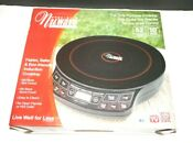 Nuwave Precision Induction Portable Cooktop 1300 Watts Model 30121 New