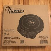 Nuwave 2 Precision Portable Induction Cooktop Kitchen Model 30151 Brand New 249