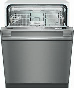 G4975scvisf Miele 24 Stainless Dishwasher In Box