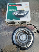 Toastmaster 6420 Basic Burner Buffet Range Electric Cooktop New In Box
