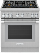 Thermador Prg305wh 30 Inch Pro Harmony Gas Range In Stainless Steel 5 Burners