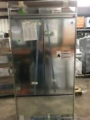Kitchenaid Kbfn502epa 42 Built In Panel Ready French Door Refrigerator