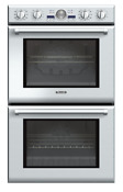 Thermador Podc302j Professional Series 30 Double Electric Wall Oven Stainless