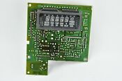 Genuine Ge Built In Oven Microwave Control Board Wb27x5400
