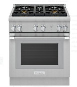 Thermador Prg304wh 30 Range Pro Harmony Pro Series Stainless Steel Gas Range