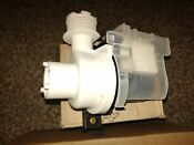Electrolux Washer Drain Pump New Part 137221600