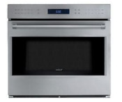 Wolf So30pe S Ph E Series 30 Inch Single Electric Wall Oven In Stainless Steel