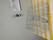 8539214 Whirlpool Dishwasher Dish Rack Upper Assembly Free Shipping