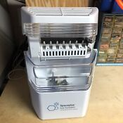 Lg Refrigerator Ice Maker Complete Unit Fully Factional And Tested In Door