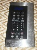 Samsung Microwave De94 01806c Control Panel Touchpad Membrane Switch Oem