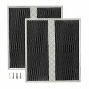 Broan Ductless Charcoal Replacement Filters For 30 Ahda Avsf Range Hoods 2 Pack