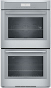 Thermador Med302ws Masterpiece Series 30 Inch Double Wall Oven Stainless Steel