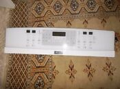 Kenmore Elite Oven Membrane Switch 318551904 Entire Front Panel Crystal Glass