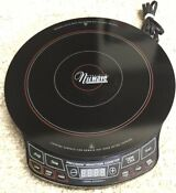 Nuwave Precision Induction Cooktop Model 30131 Mint Condition Works Great
