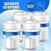 Fit For Rwf1060 Glacier Wf 103 Ge Smartwater Crystala Cf8 Water Filter 4 Pack